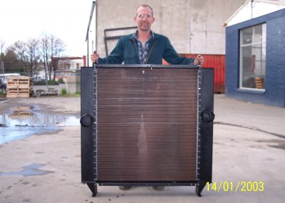 Atlas Copco Air Cooler