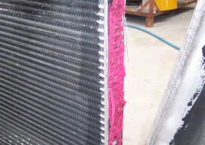 Rag in Intercooler