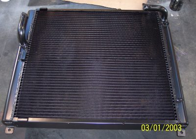 Rebuilt Caterpillar Oil Cooler